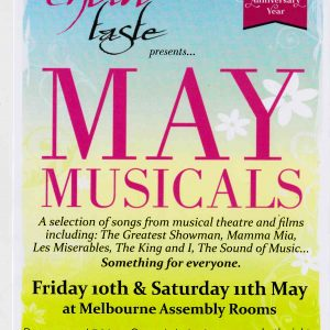 May Musicals
